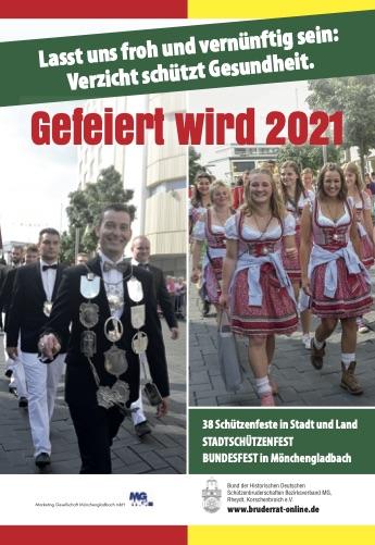 Bundesfest 2021 in Mönchengladbach