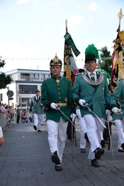Bundesfest 2021 Uniformen